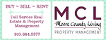 Logo: Moore County Living