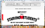 Logo: Starving Students