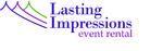 Logo: Lasting Impressions Event Rental